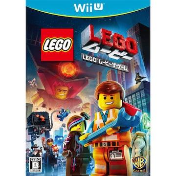 WiiU》LEGO ムービー ザ・ゲーム [176000077]