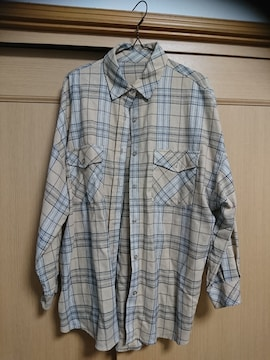 INGNI ビッグシャツ