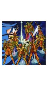 海皇ポセイドンと七将軍の生写真