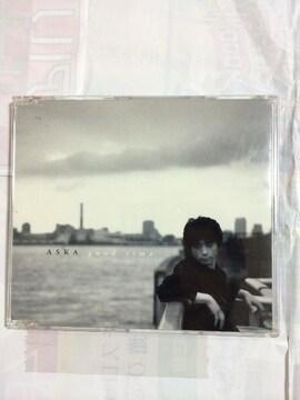 Aska good time シングルCD 美品