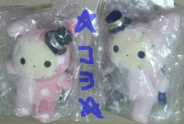 センチメンタルサーカス ぬいぐるみ S シャッポ+スピカ 新品
