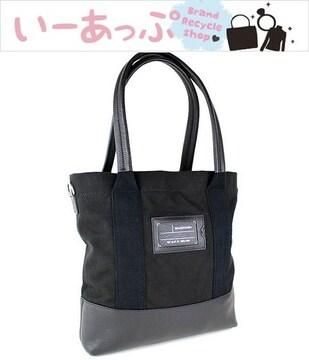 バレンシアガ トートバッグ ハンドバッグ 黒 極美品 j581