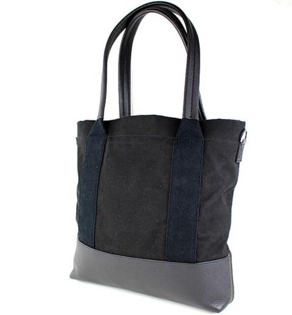バレンシアガ トートバッグ ハンドバッグ 黒 極美品 j581 < ブランドの