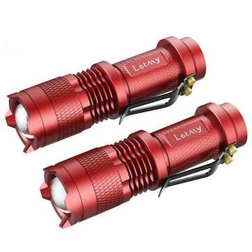LED懐中電灯 超小型 高輝度 ハンディライト 夜釣りライト