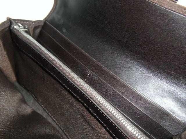 □FENDI/フェンディ 長財布/ FF金具付き ズッキーノ/メンズ < ブランドの