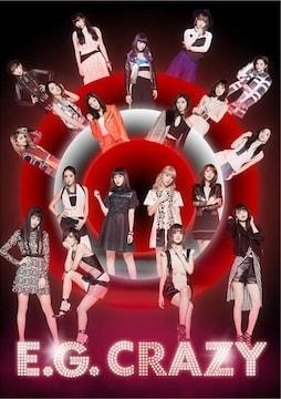 即決 E-girls E.G.CRAZY 初回盤 2CD+3BD スマプラ 写真集