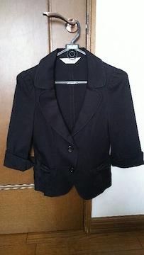 ☆プライベートレーベルの黒ジャケット☆