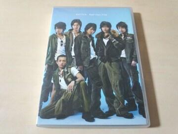 KAT-TUN DVD「Real Face Film」通常盤●