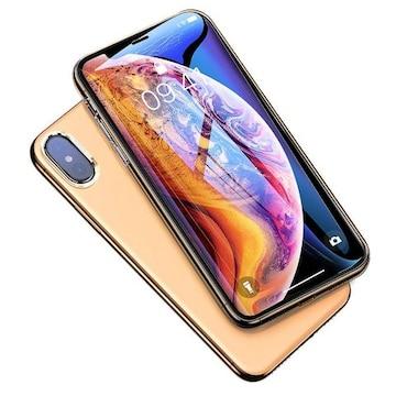 2枚入り iPhone XS Max/Plus ガラスフィルム 2018新型 6.5
