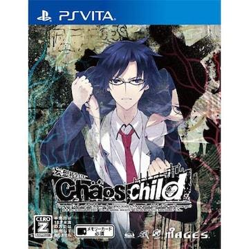 PSVita》CHAOS;CHILD(カオスチャイルド) [175000615]