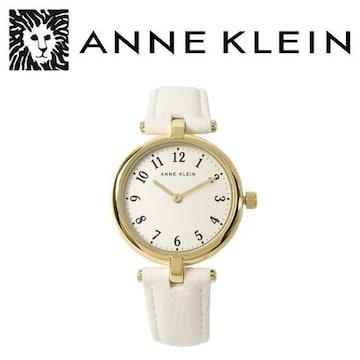 アンクラインANNEKLEIN本革ベルトウォッチAK2506 腕時計