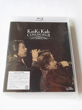 ブルーレイ【KinKi Kids CONCERT 20.2.21-通常盤-】2枚組 美品