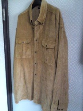 ライカビリデューエ厚手長袖シャツジャケット