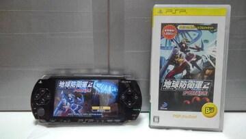 PSP一式 ピアノブラック 予備バッテリー付き 動作確認済み