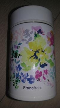 フランフラン 花柄ボトル220ml