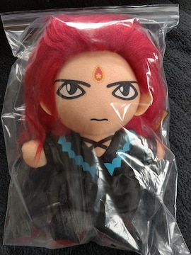 X JAPAN hide 30cm DX人形 ぬいぐるみ UFOキャッチャー 1993 タ