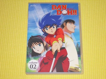 DVD★即決★ダンドー volume 02★69分★国内正規品