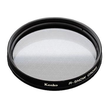 人気急上昇!レンズフィルター R-スノークロス 67mm