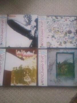 レッドツェッペリンLED ZEPPELIN    10作品CD12枚セット
