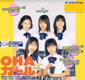 OHガール01 レギュラーコンプ99種他あびる優・芳賀・平井理央