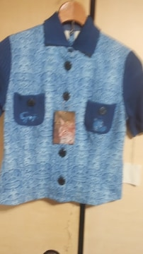 新品 伊太利屋 半袖セーター9