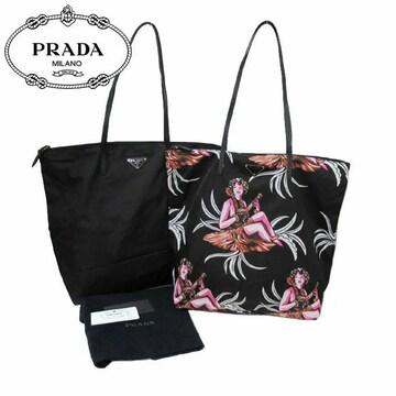 PRADA トートバッグ 1BY300-2CIN-F0806 レディース
