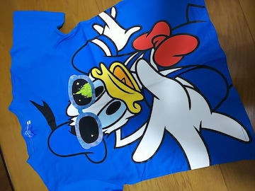ドナルド Tシャツ TDR