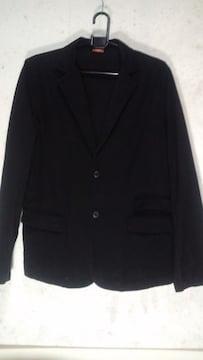 Body WaveMサイズブラックジャケット