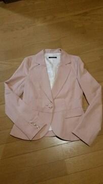 ☆INGNI☆1つボタンジャケット☆ピンク☆新品タグ無し☆