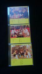 乃木坂46 バレッタ TYPE-A+B+C DVD 白石麻衣 生田絵梨花