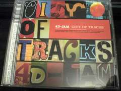 4D-JAM CD City Of Tracks