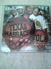 MIX CD/TEXAS MASSACRE8/T-MAC/PIMPC TX産