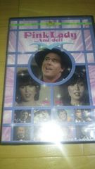 新品!ピンクレディー「Pink Lady…and Jeff」DVD-BOX☆