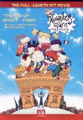 新品DVD/ラグラッツのパリ探検隊