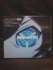 DVD付CDマキシ『血界戦線』OP「Hello,world!」BUMP OF CHIKEN