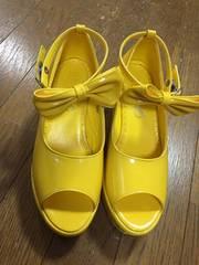 SISTER  JENNI黄色の靴  定価5292円  ジェニィ22センチ