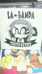 TOK¥O$KUNX/LA BANDAラスティックサイコビリークリームソーダ東京スカンクス廃盤