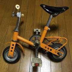 激レア 世界最小 自転車 プロトモデル? ツノダ自転車