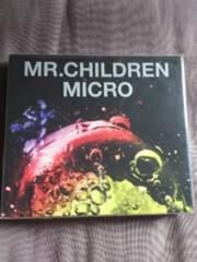 Mr.Childrenの2枚組ベスト〈micro〉(^^)