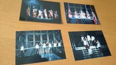 KAT-TUNの写真4枚セット