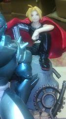 鋼の錬金術師エド&アル〜フィギュア