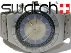 極レア 1スタ★スウォッチ/Swatch IRONY【スイスメイド】腕時計