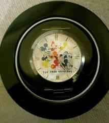 非売品腕時計ミッキーマウスプレミアムカットクリスタルウオッチ90thanniversary