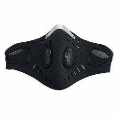 ブラック 低酸素マスク トレーニングマスク