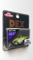 新品  DEX  メタル バイブレーション  MV40