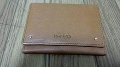 超激安 正規品 未使用 最新 KENZO   オリジナル 定期ケース