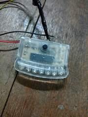LEDホワイト スキャナ セキュリティ