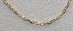 新品◆K10イエローゴールド ネックレス 40cm K10刻印有り