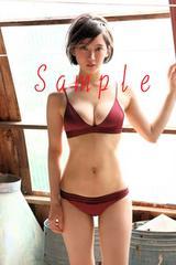 【送料無料】 吉岡里帆 写真5枚セット<KGサイズ> 39