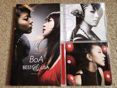BoA 4枚組 BEST&USA